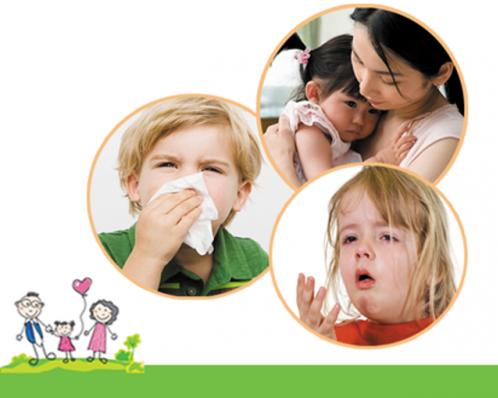 Đối phó với 3 loại bệnh trẻ dễ mắc phải vào mùa xuân