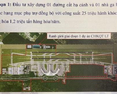 Dự án sân bay Long Thành sẽ được khởi công trong năm 2020