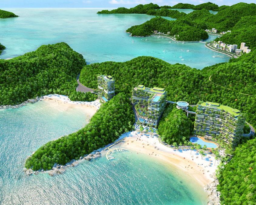 Flamingo cát bà Beach Resort - Xu hướng du lịch nghỉ dưỡng xanh