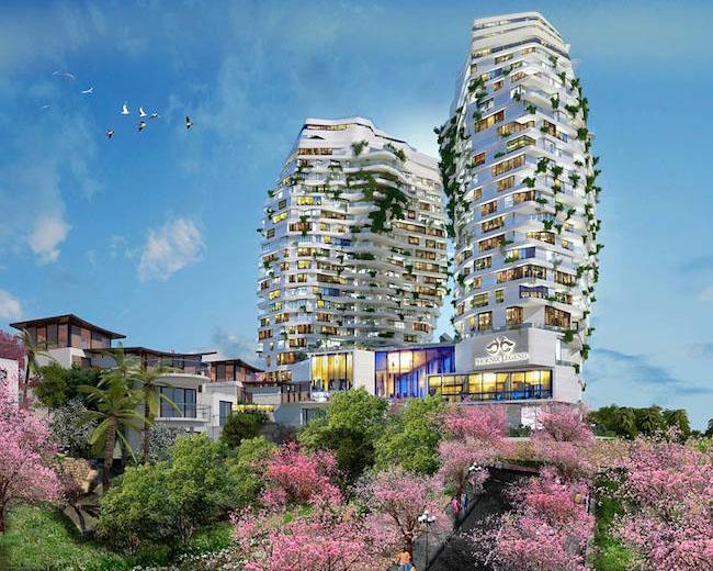 Hé lộ dự án bom tấn làm dậy sóng bất động sản Hạ Long