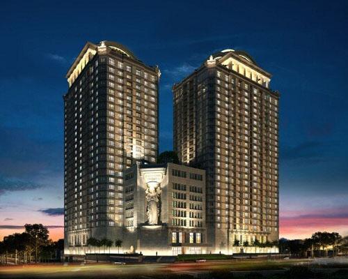 D'. Le Roi Soleil Quảng An - dự án siêu cao cấp bậc nhất tại quận Tây Hồ giá bán 90.000.000 VND /m2