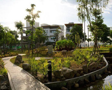 Đô thị xanh giữa lòng Hà Nội - Gamuda Gardens