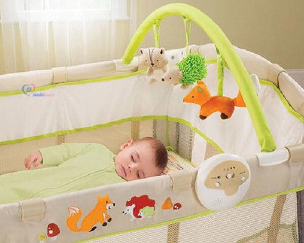 Mẹo rèn con 1 tuổi tự ngủ xuyên đêm của mẹ Mỹ