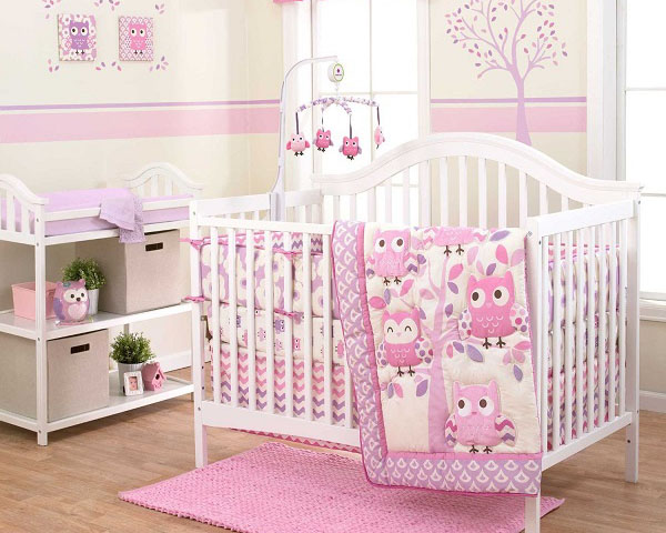 Phong thủy phòng ngủ sơ sinh cho bé ngủ ngoan, sức khỏe tốt
