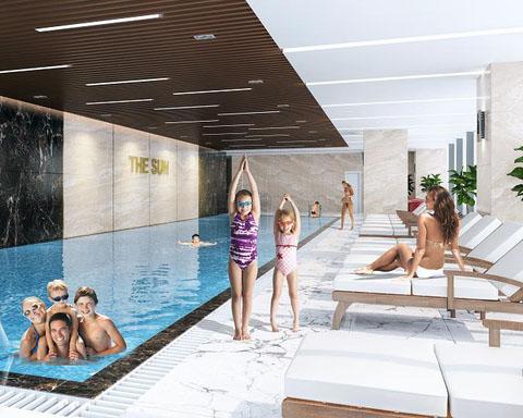 Sở hữu căn hộ 3 phòng ngủ cạnh The Manor chỉ với 900 triệu hút khách hàng đầu năm 2019
