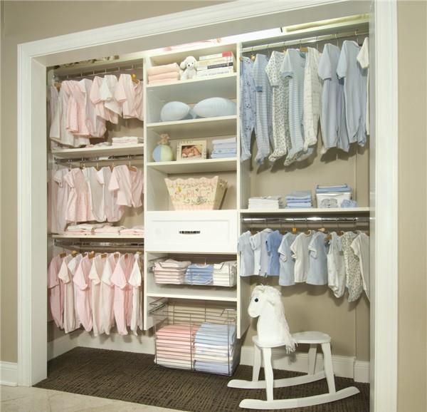 Kinh nghiệm chọn mua tủ quần áo cho trẻ sơ sinh