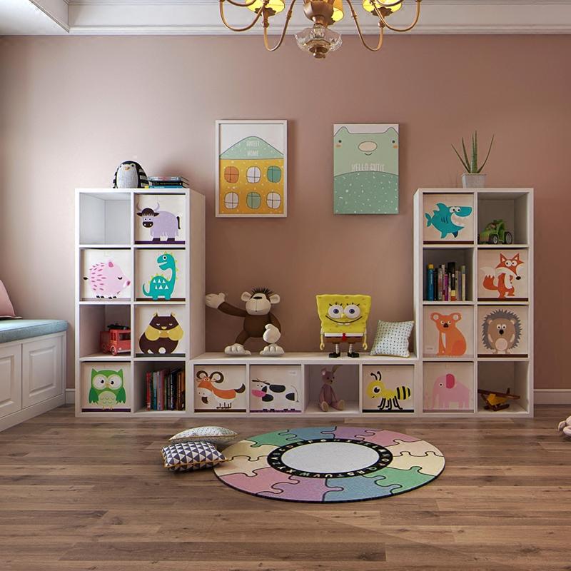 Kệ sách trẻ em – Món đồ nội thất không thể thiếu cho những gia đình hiện đại