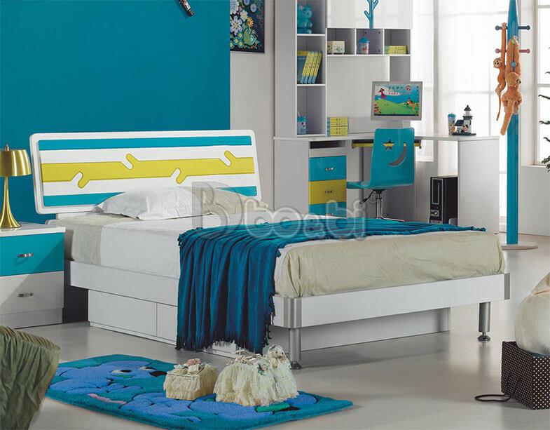 Tham khảo giá giường ngủ cho bé trai từ 6 – 12 tuổi
