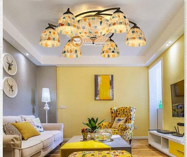 Top 5 các loại đèn trang trí phòng khách HOT nhất 2020