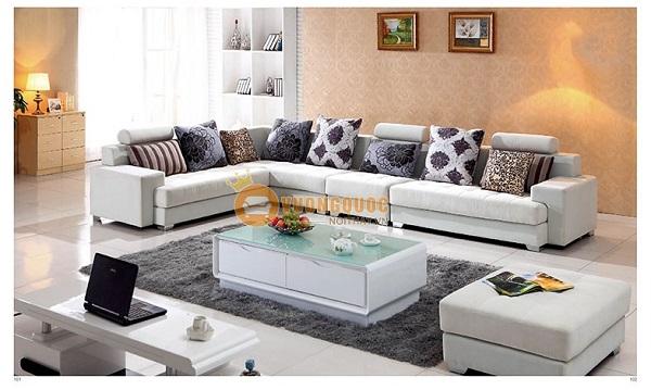 Điểm danh những mẫu sofa góc giá rẻ nhất tại Hà Nội