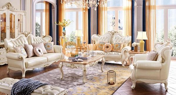 Góc tư vấn: Nên mua sofa da thật ở đâu Hà Nội, TPHCM?