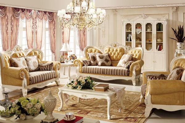 4 tiêu chí quan trọng khi lựa chọn mẫu sofa cổ điển nhỏ