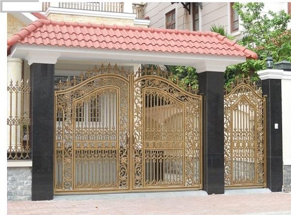 Cách tính chiều cao cổng nhà theo phong thủy chuẩn nhất