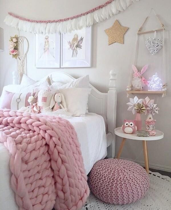 """5 cách làm đồ trang trí phòng ngủ bằng giấy """"cực chất"""""""