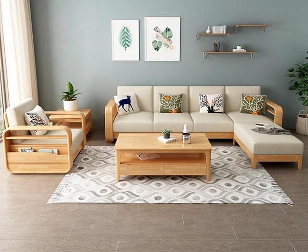 Những ưu, nhược điểm của bàn sofa gỗ tự nhiên các loại