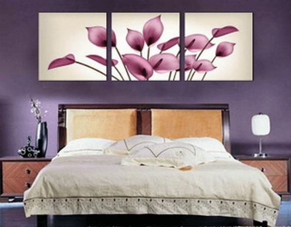 5 nguyên tắc chọn tranh trang trí phòng ngủ đẹp - chuẩn