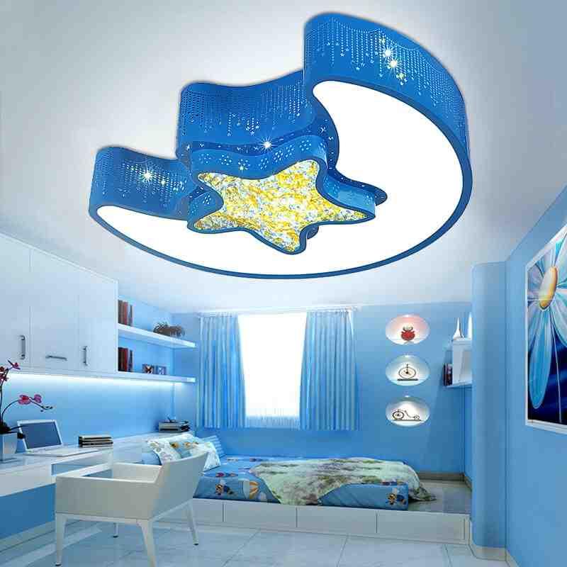 Giới thiệu cho bạn những mẫu đèn ngủ phòng trẻ em đẹp xuất sắc