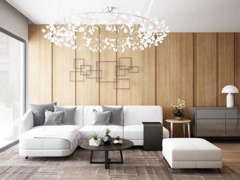 HOT: 15 mẫu đèn trang trí chung cư vừa đẹp vừa sang