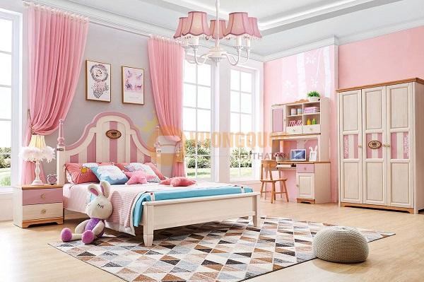 [HOT] 20+ mẫu phòng ngủ trẻ em đẹp nhất 2020