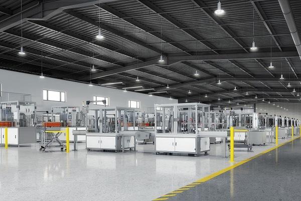 Bộ tiêu chuẩn ánh sáng trong sản xuất bắt buộc tuân thủ