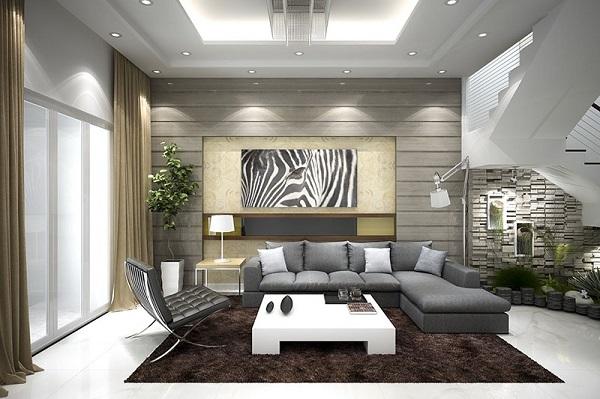 Giải đáp câu hỏi: Phòng khách bao nhiêu m2 là hợp lý?