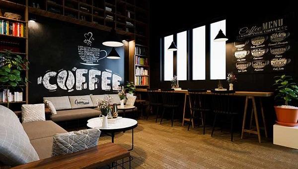 Nội thất quán cà phê – Những món đồ không thể thiếu
