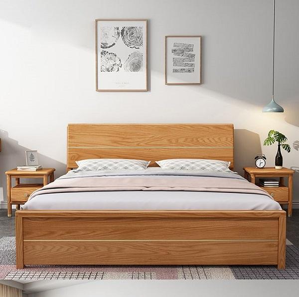 Báo giá những mẫu giường gỗ đẹp nhất, bán chạy nhất