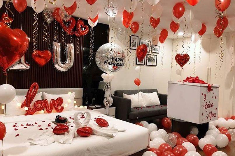 List những mẫu phòng cưới đẹp đơn giản HOT nhất 2021