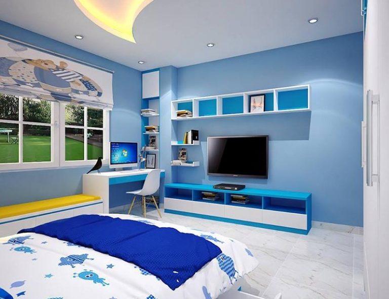 """Gợi ý: 5 cách trang trí phòng ngủ cho bé trai """" Siêu chất"""""""