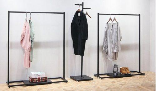 Tìm hiểu về kích cỡ quần áo và giá treo quần áo tiêu chuẩn