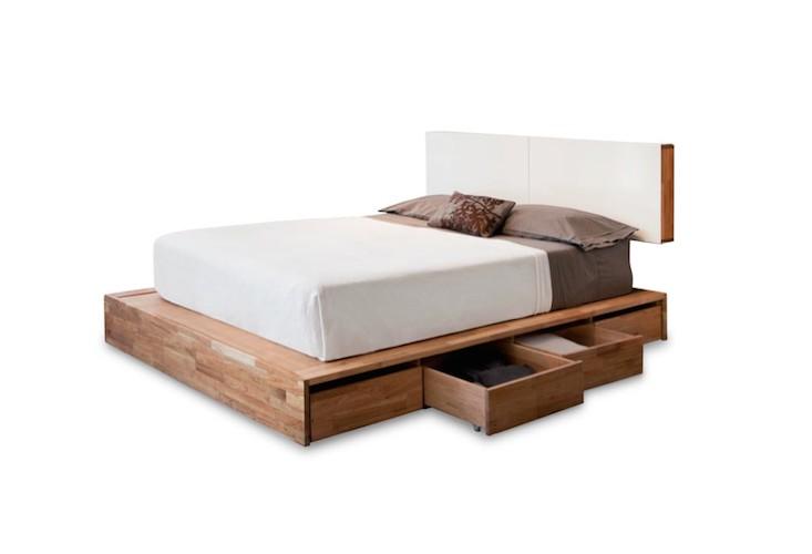 """Các mẫu giường ngủ có ngăn kéo tại Hà Nội đang gây """"sốt"""" hiện nay"""