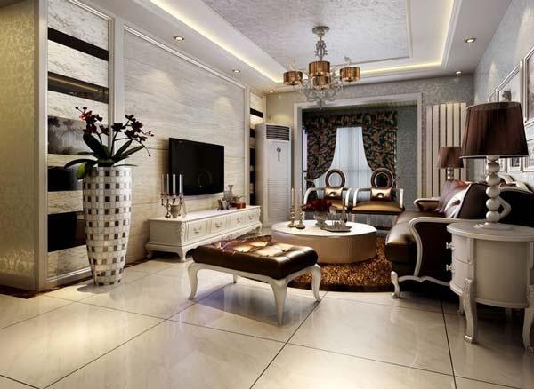 Chiêm ngưỡng ngay 10 mẫu phòng khách tân cổ điển đẹp xuất sắc nhất 2021
