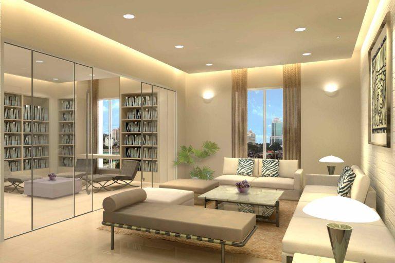 Cách trang trí nội thất phòng khách đẹp và những sai lầm thường gặp