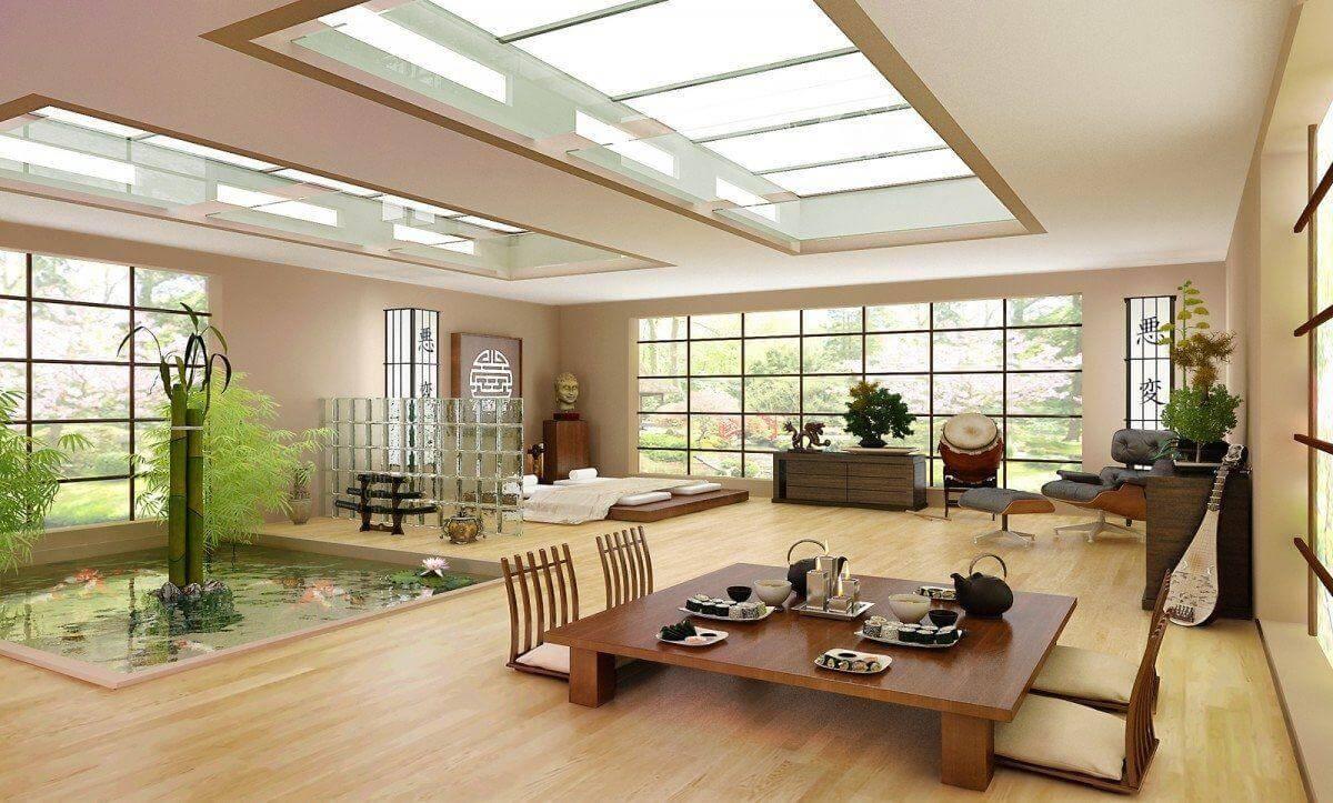 """""""Thay áo"""" cho căn nhà với nội thất tối giản Nhật Bản sang – sịn –chất"""