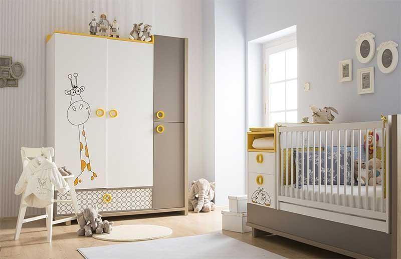 GIẢI ĐÁP: Nên mua tủ quần áo nào cho trẻ sơ sinh ?