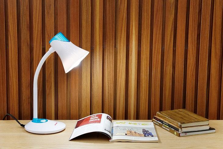 Đèn vàng - đèn trắng, ánh sáng đèn nào tốt cho mắt?
