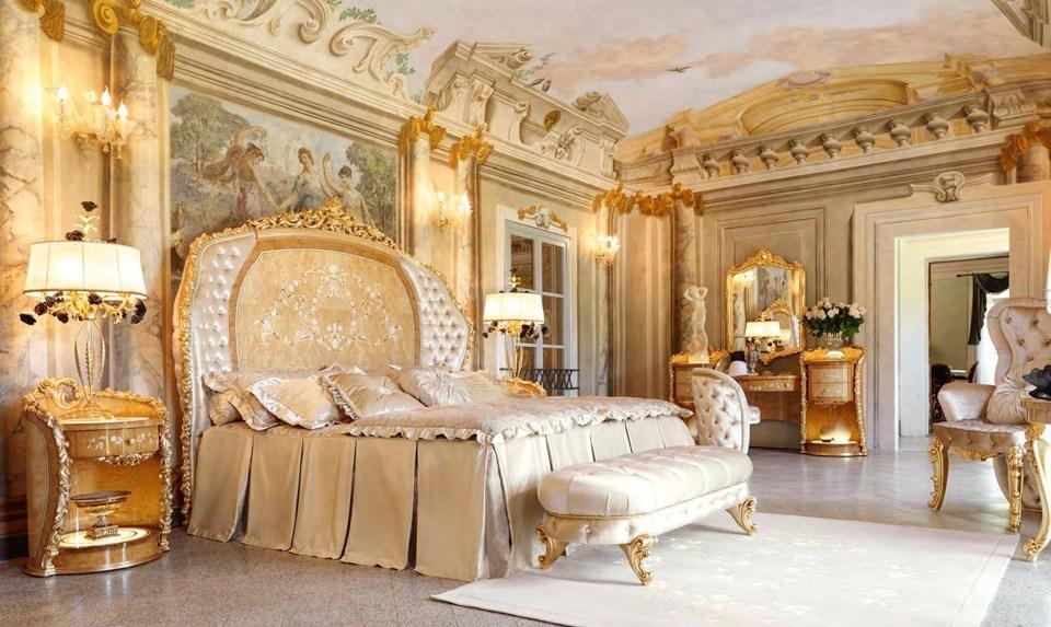 Mãn nhãn với hình ảnh những chiếc giường đẹp nhất mọi thời đại