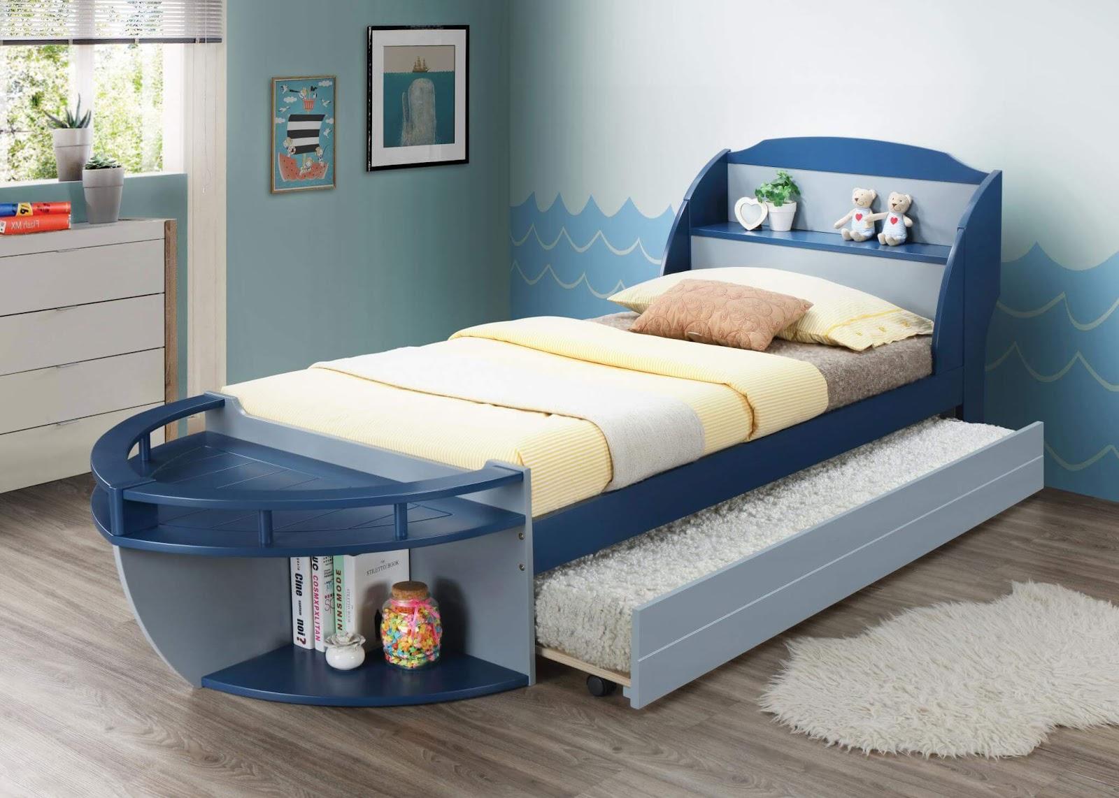 Mách bố mẹ 10 mẫu giường cho bé trai 5 tuổi ấn tượng nhất